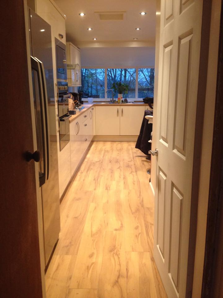 Laminate flooring Coventry