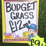 budget grass sale coventry