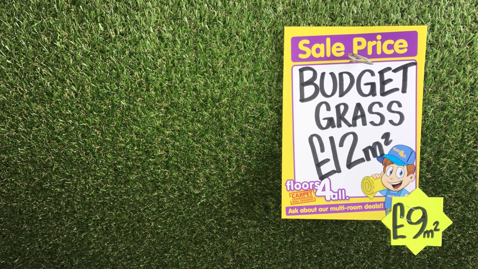 artificial grass sale coventry